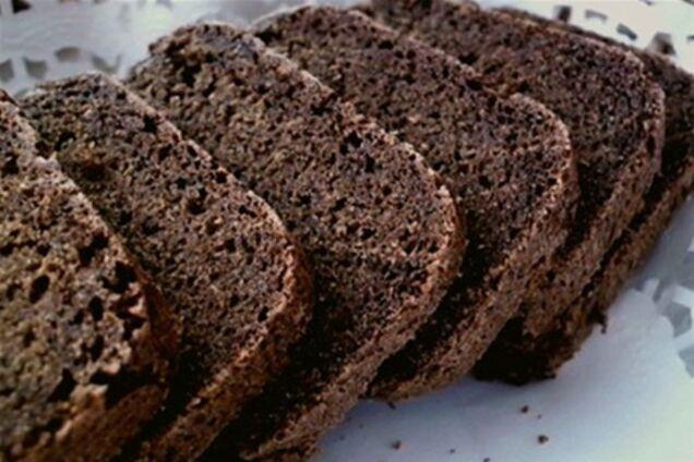 Чорний хліб