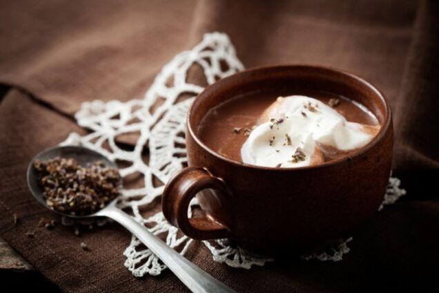 Чотири невідомі факти про користь гарячого шоколаду