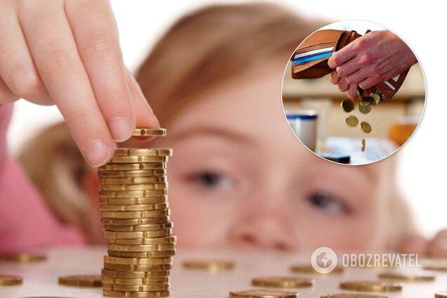 В Украине будут автоматически пересчитывать долги за алименты: законопроект