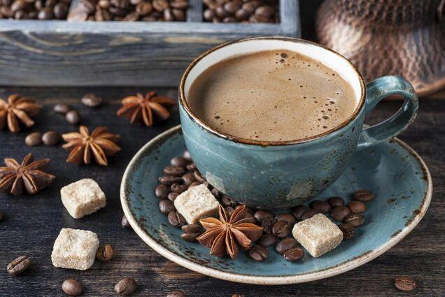 Кава впливає на зміну смаку людини