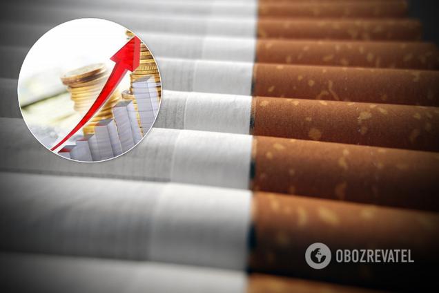 В Украине запретят часть сигарет, а цены вырастут: что ждет курильщиков и сколько будет стоить пачка