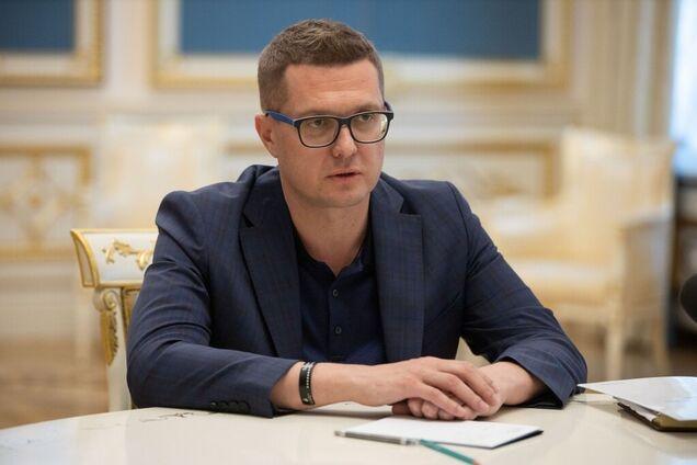 Глава СБУ Іван Баканов