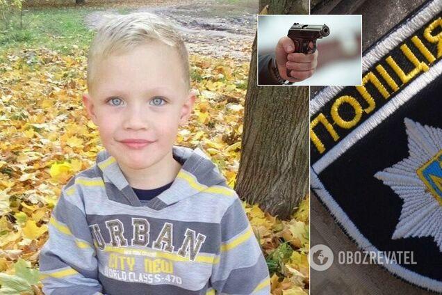 Вбивство дитини під Києвом