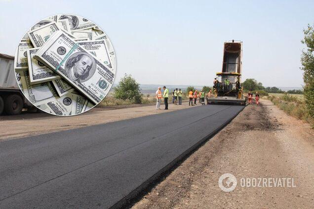 Ремонт доріг в Україні