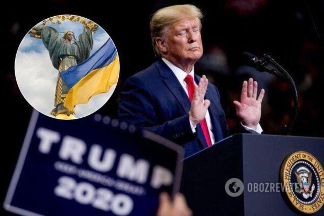 Дональд Трамп анонсировал фильм об Украине