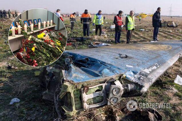 Украина пригрозила Ирану из-за расследования катастрофы с Boeing 737
