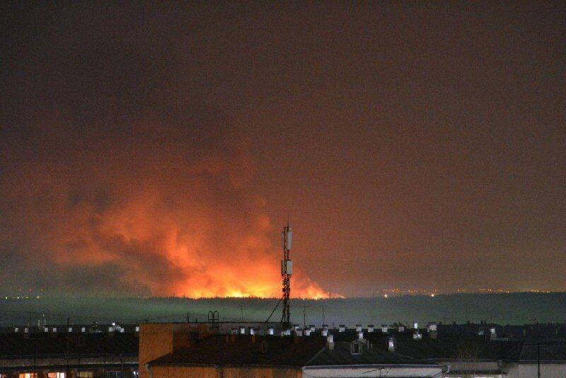 Пожежа в іркутській колонії