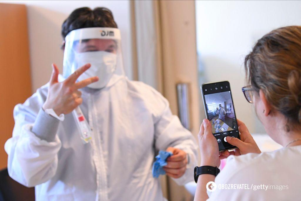 30% українців мають імунітет проти коронавірусу