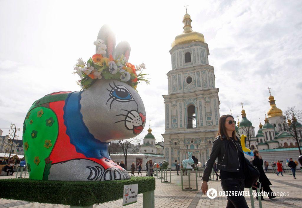 Мэр Киева Виталий Кличко призвал людей сидеть дома
