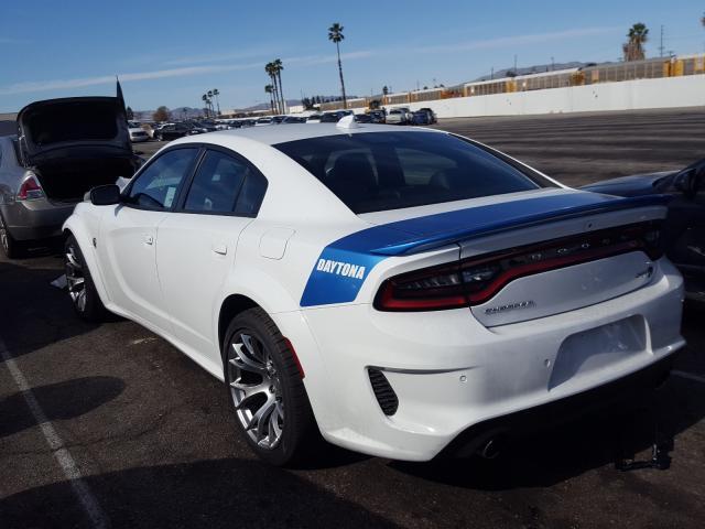 Dodge Charger Daytona, который разбили на 470 км пробега