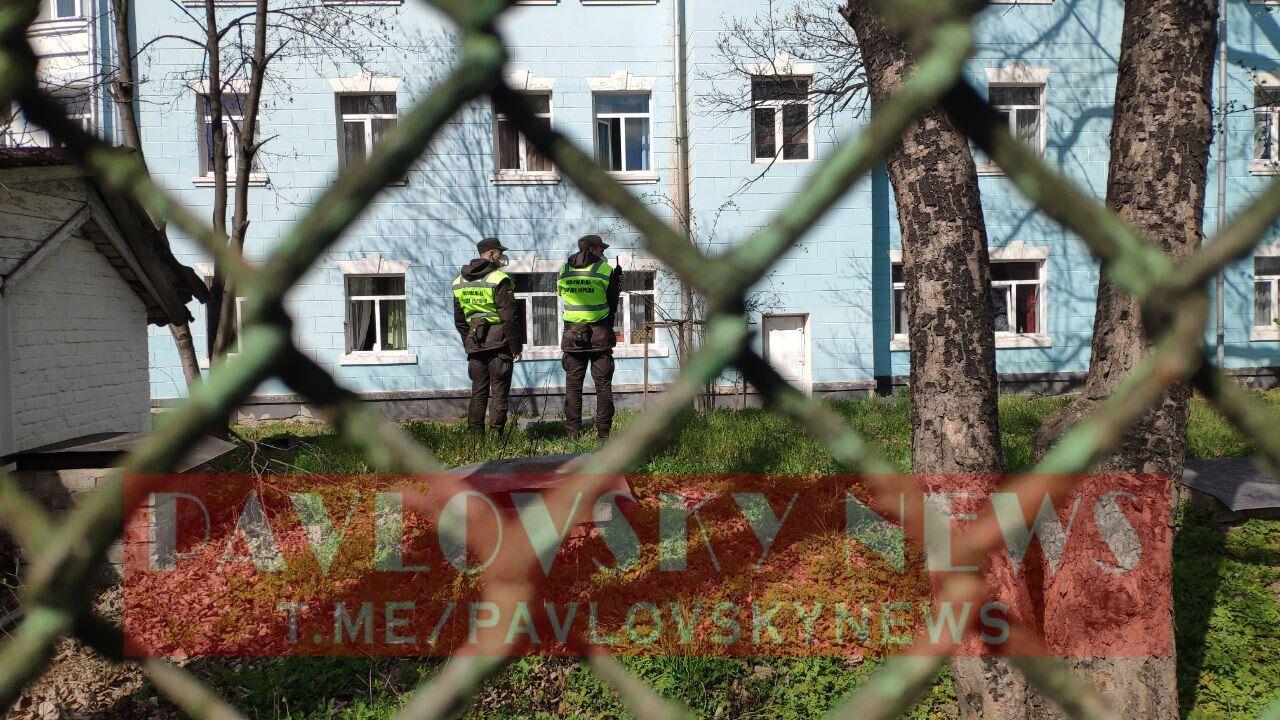 """Санаторій """"Україна"""" у Ворзелі"""