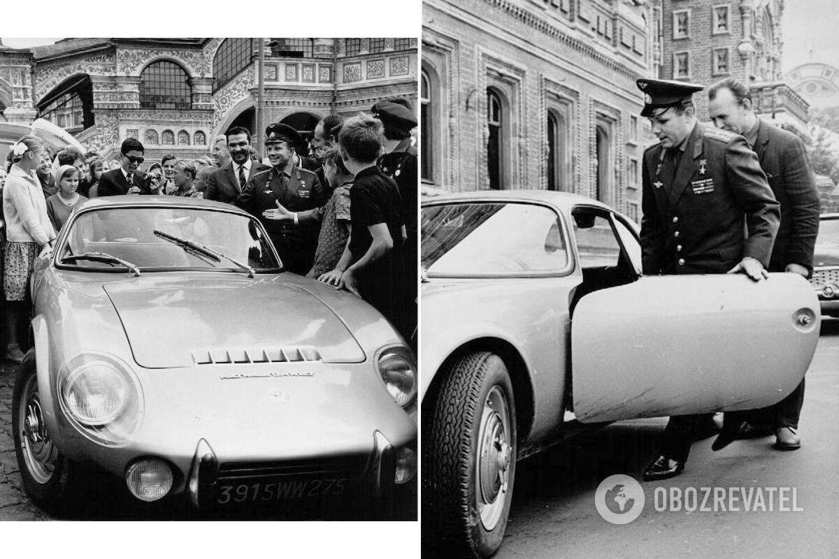 В 90-е годы автомобиль приобрел литовский коллекционер Индзюлис