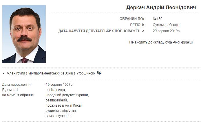 Украинский нардеп нанял лоббистов в США: вспыли имена