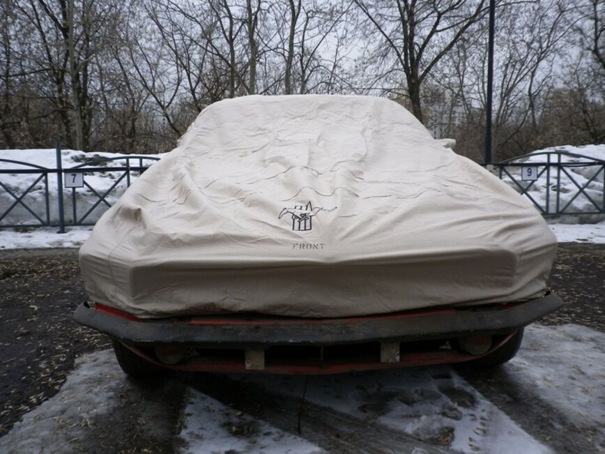 Ford Mustang с печальной историей