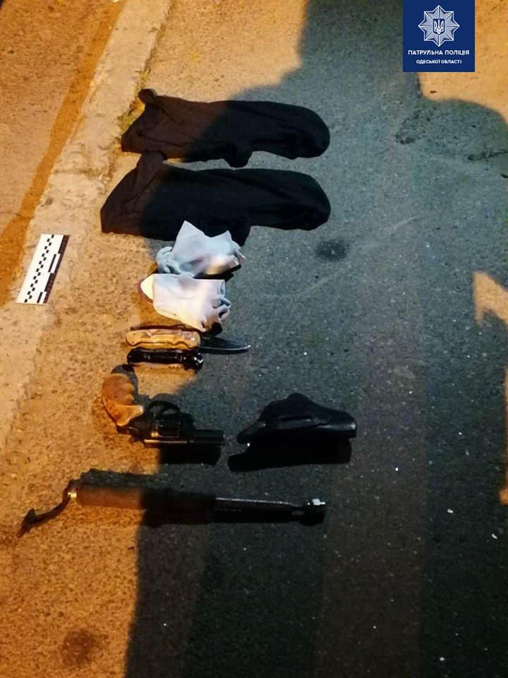 В Одессе неизвестные избили и похитили мужчину