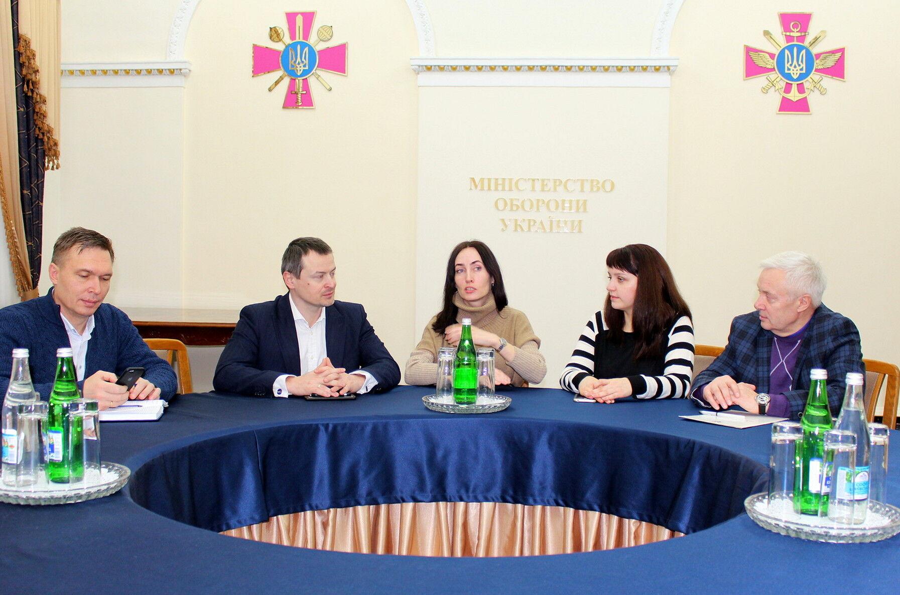 Встреча инвесторов ЖК с замминистром Марценюком