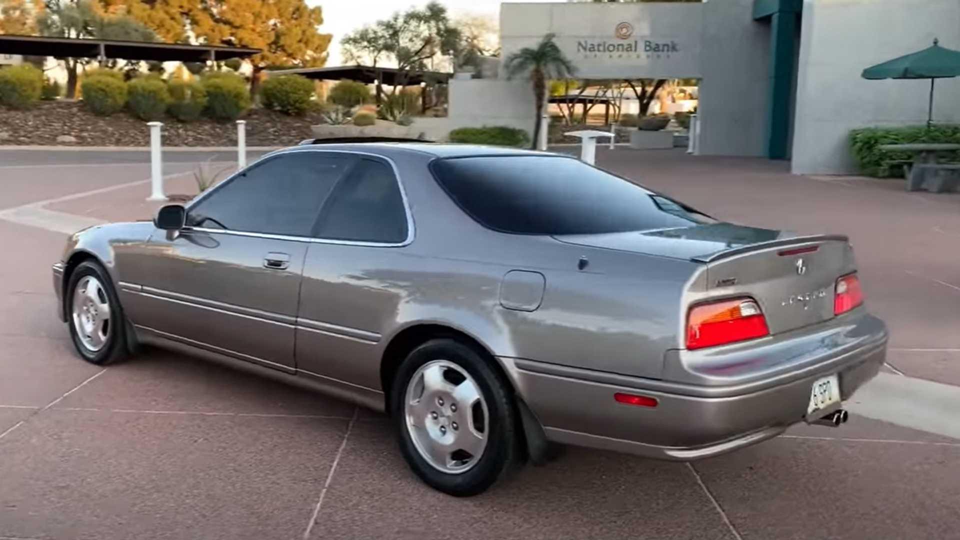 Acura Legend с пробегом под 1 млн км
