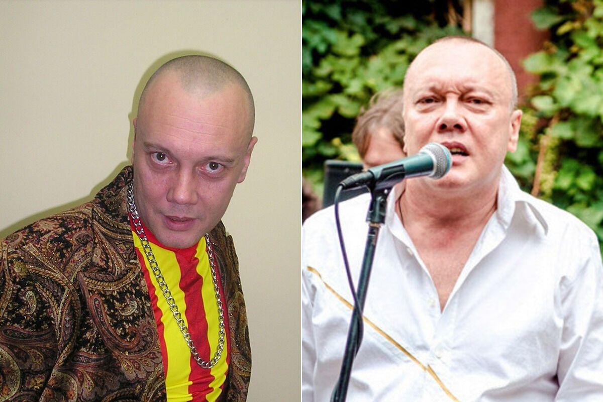 Володимир Комаров