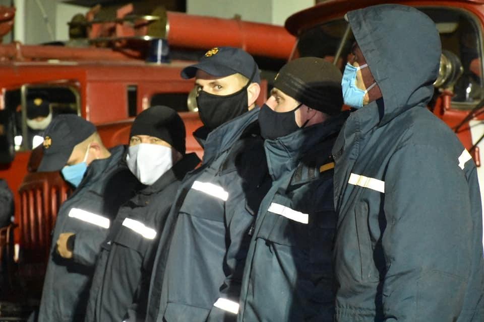 Рятувальники з Дніпропетровщини вирушили в Чорнобиль