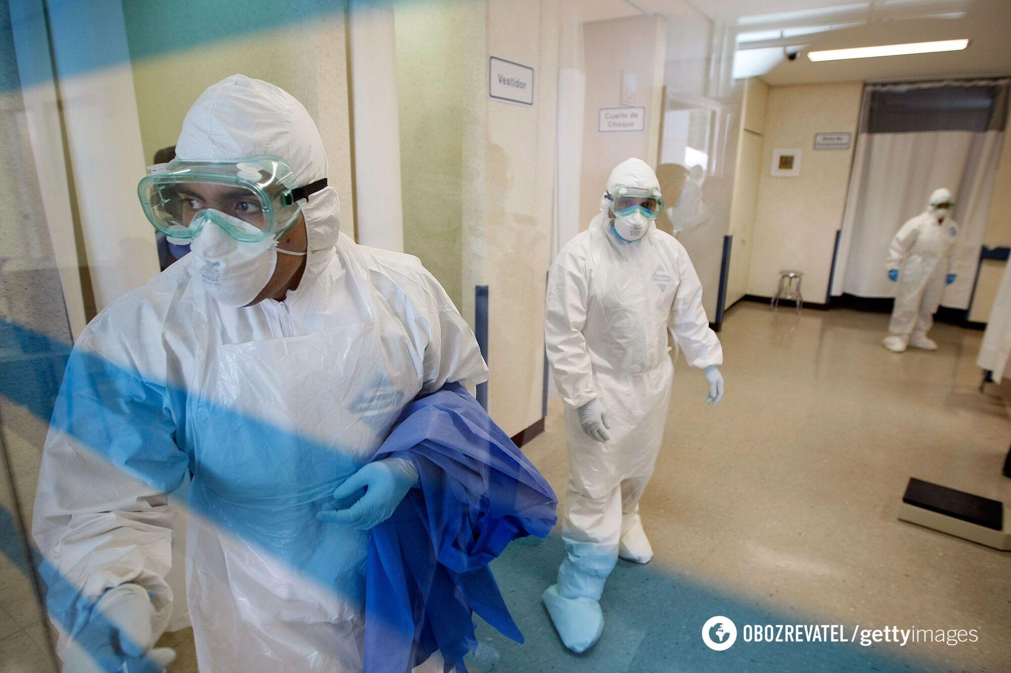 Муж умер, а жена спасает свою жизнь: в Ривне больница попала в скандал из-за коронавируса