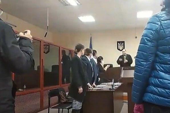 Суд над Чорновіл