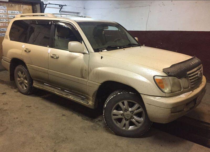 В России нашли несколько украденных автомобилей