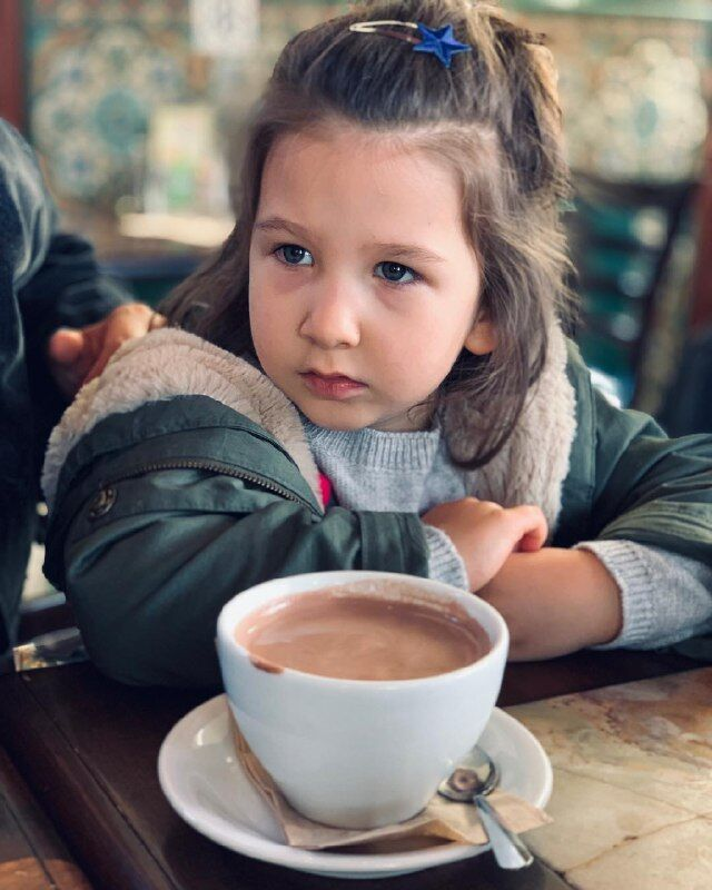 Младшая дочь Ивана Урганта Валерия