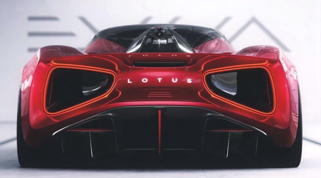 Lotus Evija – кращий новий електрокар