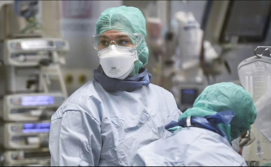 В Украине 600 медработников заболели COVID-19