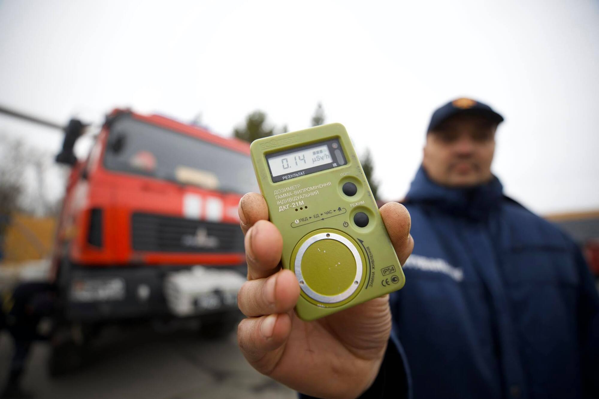 Геращенко розповів про наслідки пожежі в Чорнобилі для ядерних обєктів