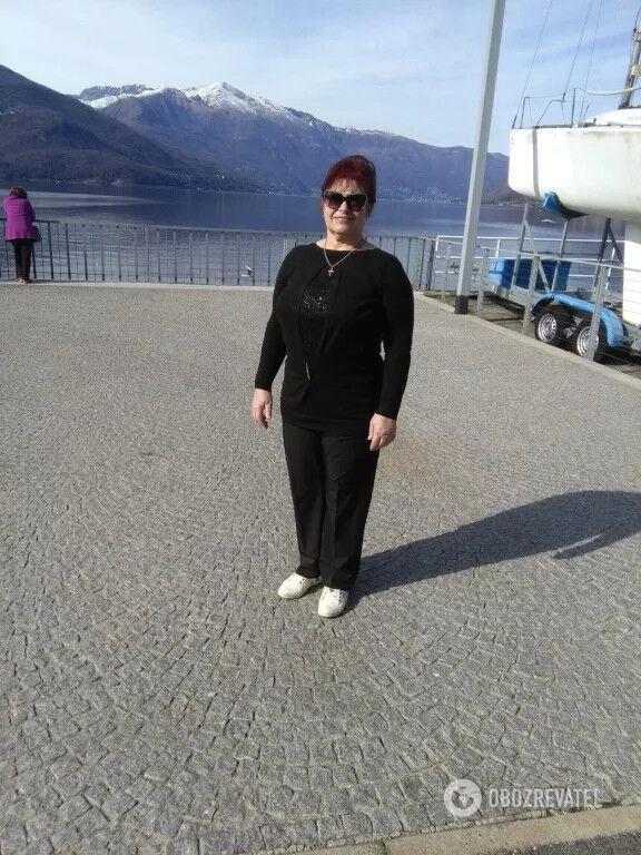 Елизавета работала в Италии несколько лет