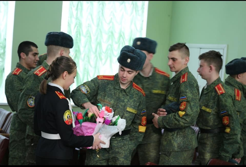 """""""Курсанти"""" терористичної """"ДНР"""""""