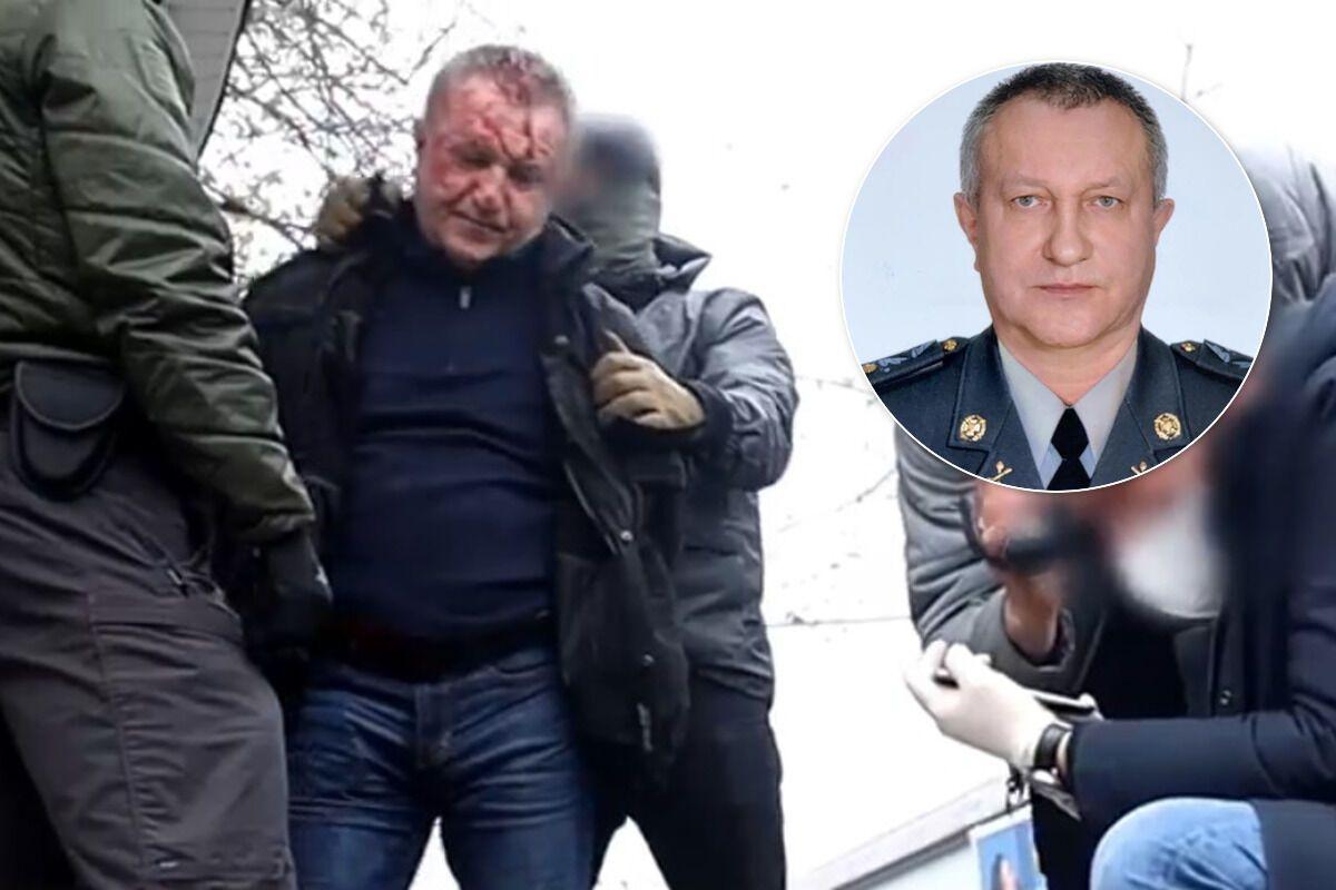 Валерій Шайтанов був затриманий контррозвідкою 14 квітня 2020 року у Києві