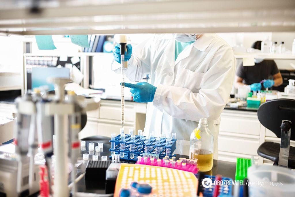Діагноз коронавірус поставили після аналізу в лабораторії