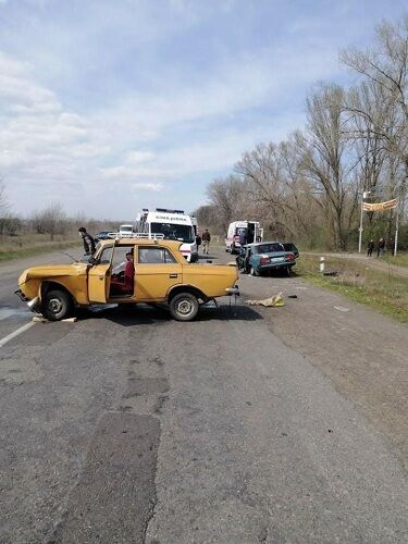 П'яний виїхав на зустрічну: на Черкащині сталася жахлива ДТП, є загиблі