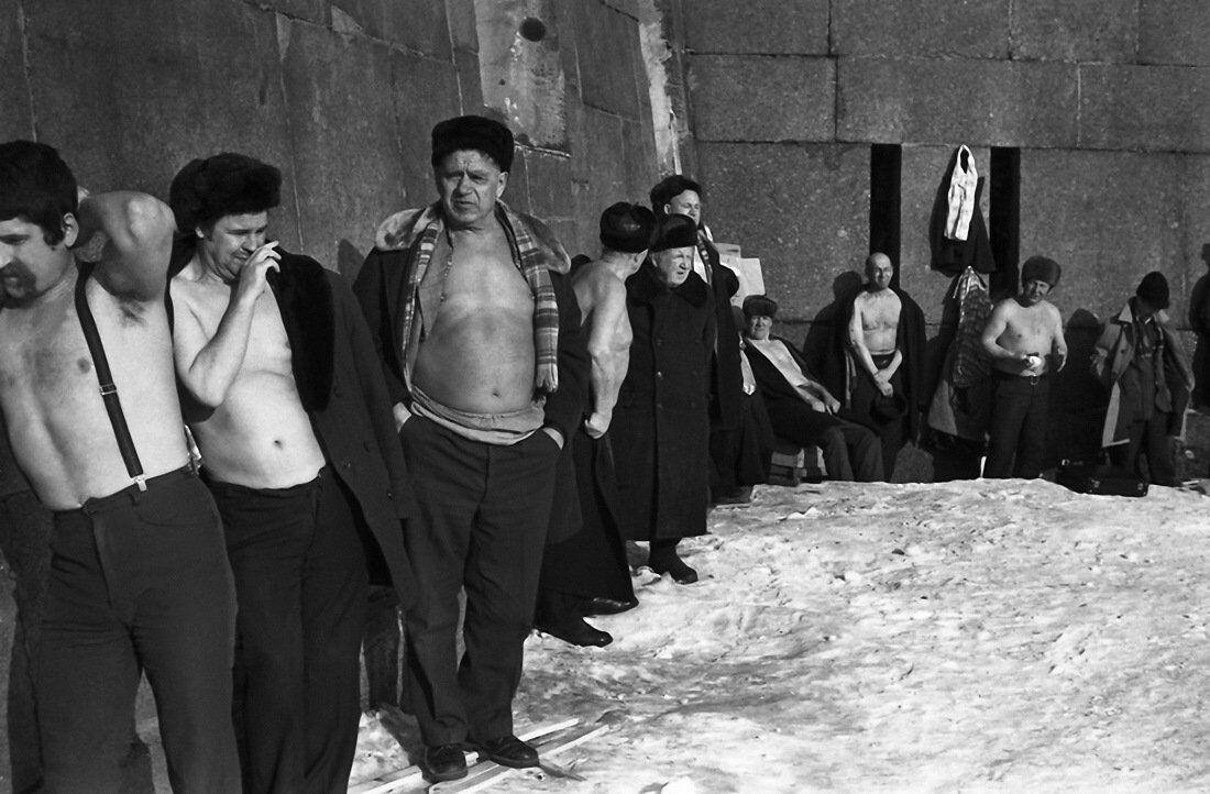 Почему люди в СССР так плохо выглядели?