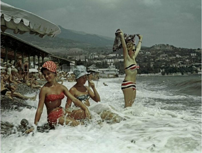 Как проводили летний отпуск в СССР: интересные подробности