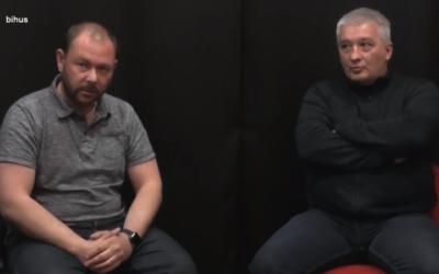 Сергей Шумский и Дмитрий Штанько