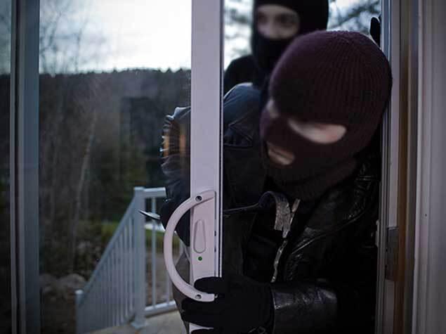 Под Одессой бандиты в форме копов устроили налет на дом бизнесмена