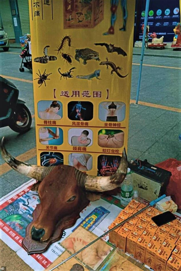 Ринок в Китаї