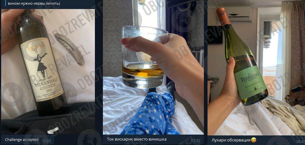 Пьянки, провокации и тайский массаж: как проходит обсервация прибывших с Бали украинцев