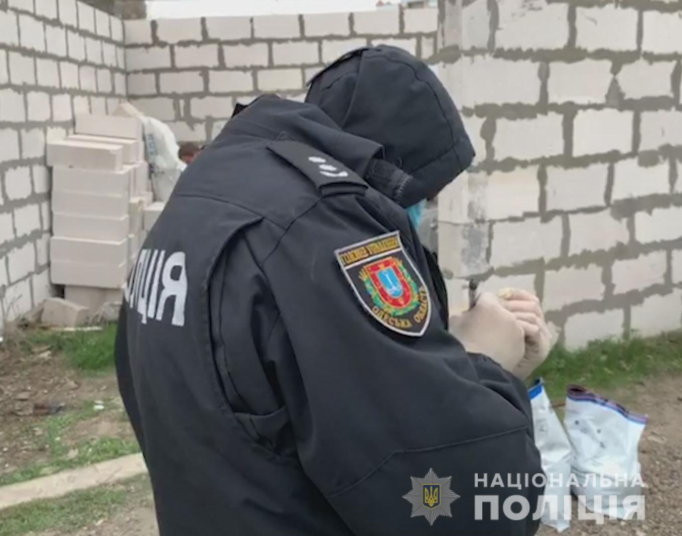 В Одессе наркоман-неадекват убил охранника и ранил другого
