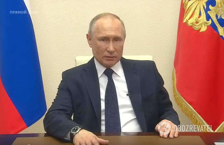У Путіна запідозрили проблеми зі здоров'ям