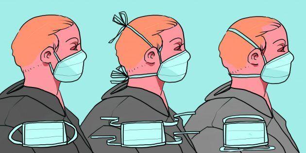 Респіратор – не захист: які маски краще носити