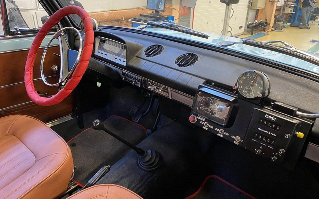 1971 ВАЗ-2101 Ралли