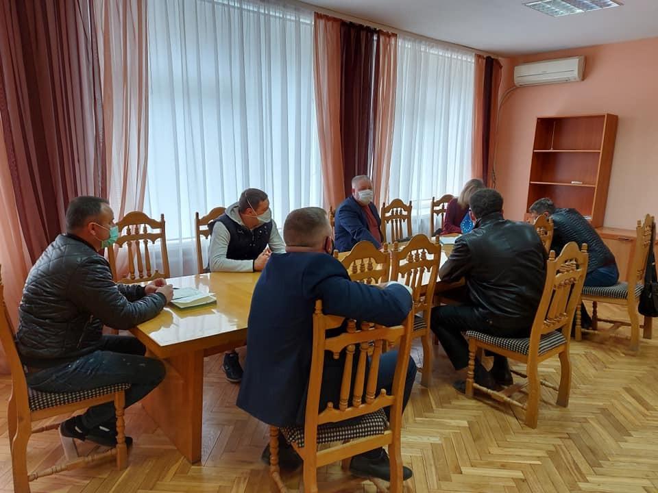 Засідання районного штабу