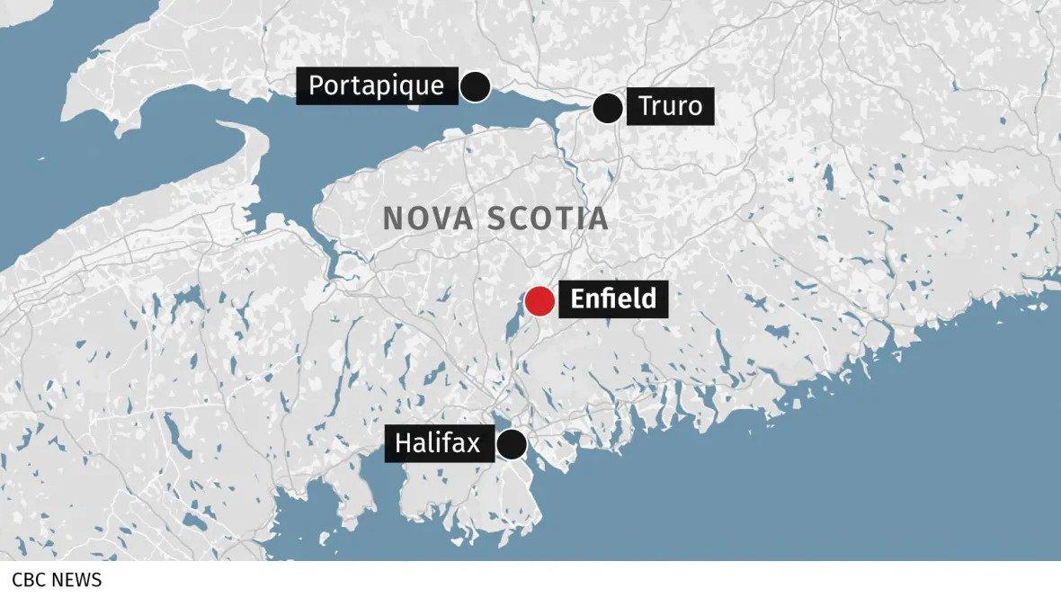 Самое массовое убийство в истории потрясло Канаду