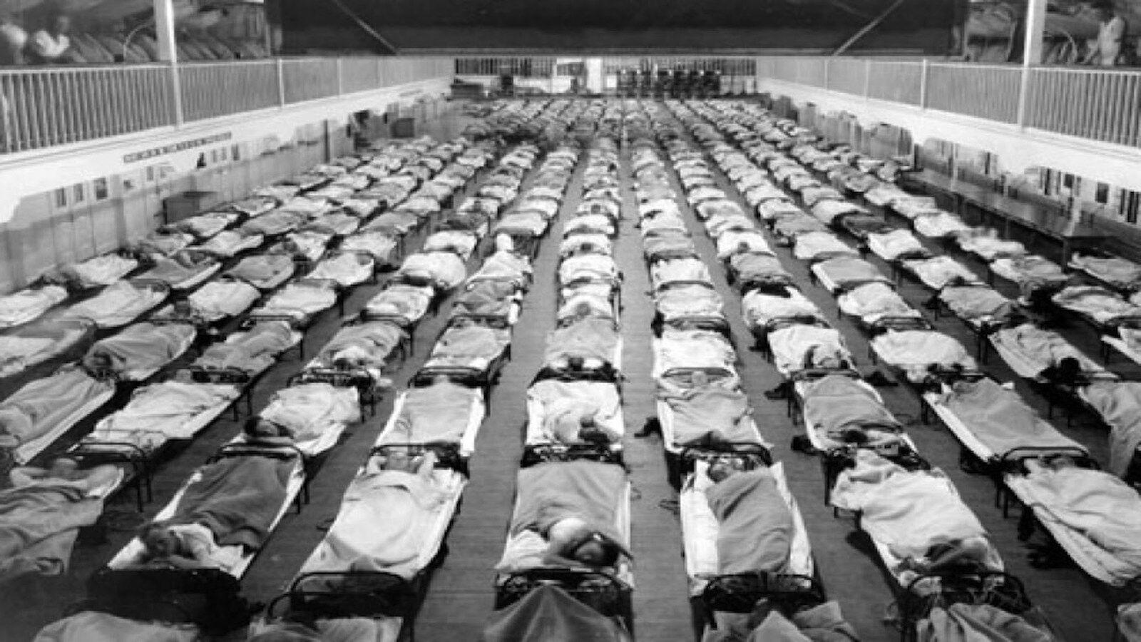 Пандемия испанки