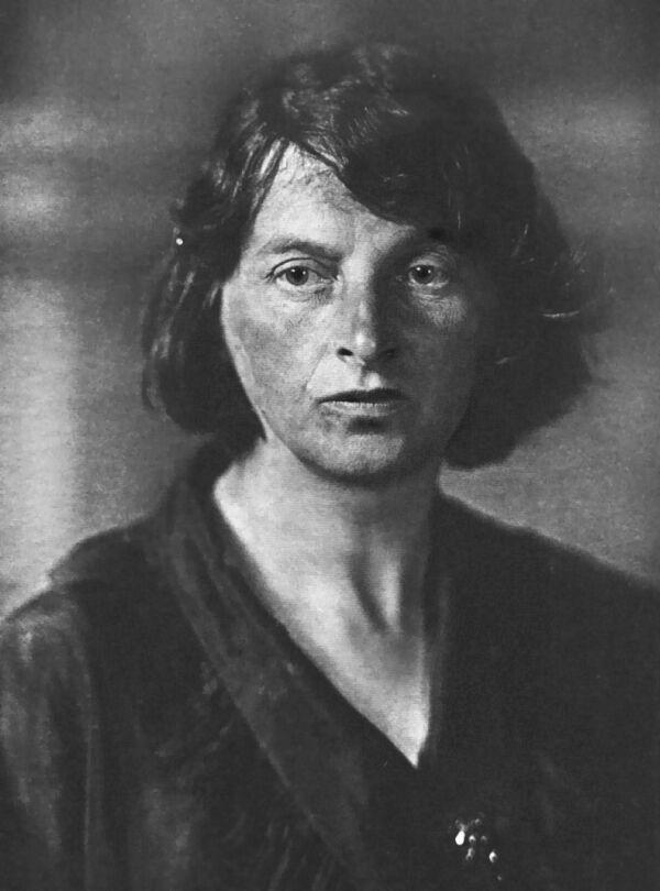 Інеса Арманд, 1920 рік