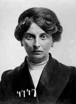 Інеса Арманд, 1913 рік